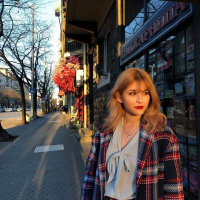 Ana-Maria Markovska zoekt een Studio in Leiden